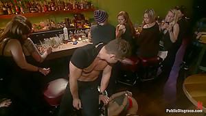 Smoking Hot Blonde Bubble Butt Babe gets Fucked by Nacho Vidal in HARDCORE Public Scene