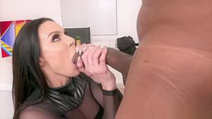 Jules Jordan - Big Tit MILF Star Kendra Lust Has A BBC Celebration