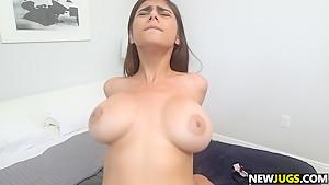 Big Tit Mia Khalifa loves hard cock