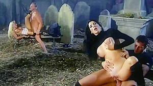 Michela Sabatini Megan Cole Scary Sex