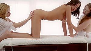 ハーレムフェラ女子校生が昼間からヤリチン男の生ハメに喘ぎ悶えるのロリ系動画