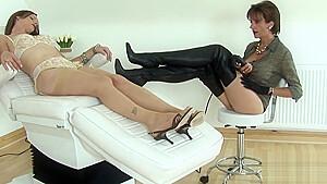 Unfaithful english milf lady sonia flashes her large tits