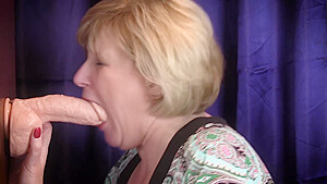 Cum in mouth practice. Practice makes perfect in taking a mouthful of Cum!-