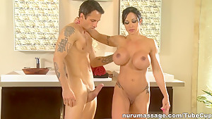 Hottest pornstars Jewels Jade, Alan Stafford in Fabulous HD, Massage xxx movie