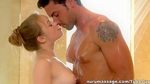 Crazy pornstars Madison Chandler, Ryan Driller in Incredible HD, Handjobs sex video