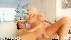 Best pornstars Summer Brielle, Mick Blue in Crazy Big Ass, Big Tits adult movie