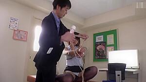 Teacher bully and bondage-
