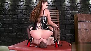 Angela White - Ass Licker