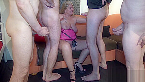 Creampie and mud fuck Bitch! Dominant group of men inseminated my pussies hole and my mouth, extreme!-
