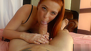 Amazing sex movie Red Head new , watch it