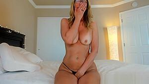 Pawg Milf In Hot Black Bikini