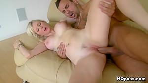 Crazy pornstar Margo Russo in Fabulous Big Tits, Blonde sex movie