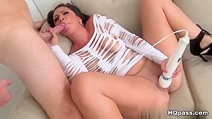 Fabulous pornstars Sasha Sweet, Levi Cash in Amazing Big Ass, Big Tits adult clip