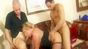 Hottest pornstar in crazy group sex, gangbang xxx video