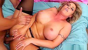 NaughtyAmerica - Dirty Housewife Likes Hardcore Sex