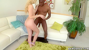 Big black penis for baby with delicious ass Abagaile Johnson