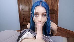 Jewelz Blu Fuck Step sibling Challenge