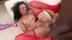 Horny Black Mothers 12 Scene 2