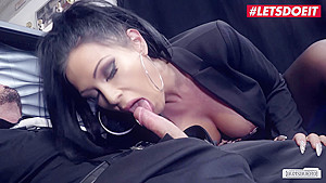 LETSDOEIT - Big Tits Assistant with Perfect Body Gets Banged by Her Boss - Jacky Lawless