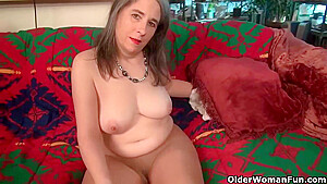 Mature Ladies Are Fingerfucking And Toying Their Pussies In Front Of The Camera Just For Fun