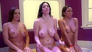 Jelena Jensen, Adrianna Luna and Abigail Mac in Penthouse SiteRip - 17417 96268