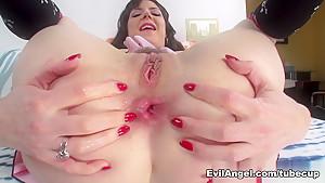 Horny pornstars Samantha Bentley, Mike Adriano in Crazy Big Tits, Anal porn video