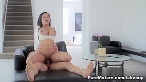 Incredible pornstar Priya Rai in Exotic Redhead, Big Ass sex movie