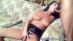 Fabulous pornstar Adrianna Rossi in Horny Latina, Facial xxx clip