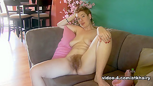 Exotic pornstar in Incredible Redhead, Interview sex video