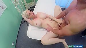 Amazing pornstar in Hottest Tattoos, Amateur sex movie
