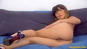 Exotic pornstar Mona Kim in Horny Masturbation, Amateur porn scene