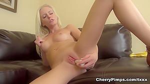 Hottest pornstar Elaina Raye in Best Masturbation, Dildos/Toys xxx video