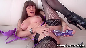 Amazing pornstar Alexandra Silk in Incredible Big Tits, Big Ass xxx video