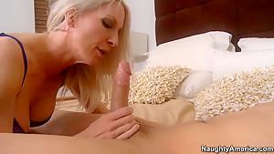 Sex Teacher Emma Starr learns hot stud how to fuck