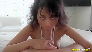 Crazy pornstars Penelope Reed, Tyler Steel in Horny POV, Latina porn clip
