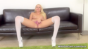 Incredible pornstar Vanessa Cage in Hottest Dildos/Toys, Solo Girl xxx clip
