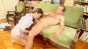 Best pornstar Marica Hase in incredible college, creampie porn video