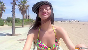 Naughty Little Latina Girl