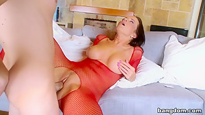 Cindy Dollar in Cindy Dollar loves fucking young studs