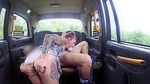 Milf Ava Austen Depthroats Drivers Cock