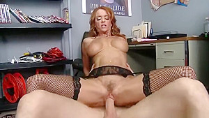 Blow job porn video featuring Janet Mason and Jordan Ash