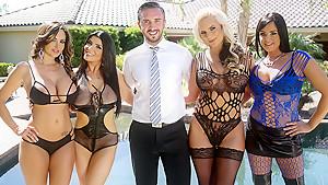 Brazzers House Sex Challenge