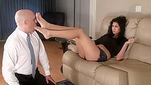 Incredible porn clip Feet craziest , watch it