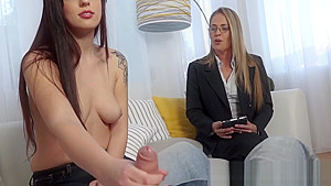 Teen stepdaughter watched