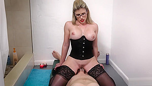 Cory Chase in The Vampire Queen