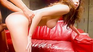 Exotic Japanese model Akari Asagiri in Horny JAV uncensored MILFs clip