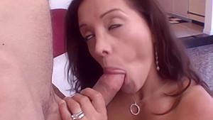Francesca Le big cock surprise-