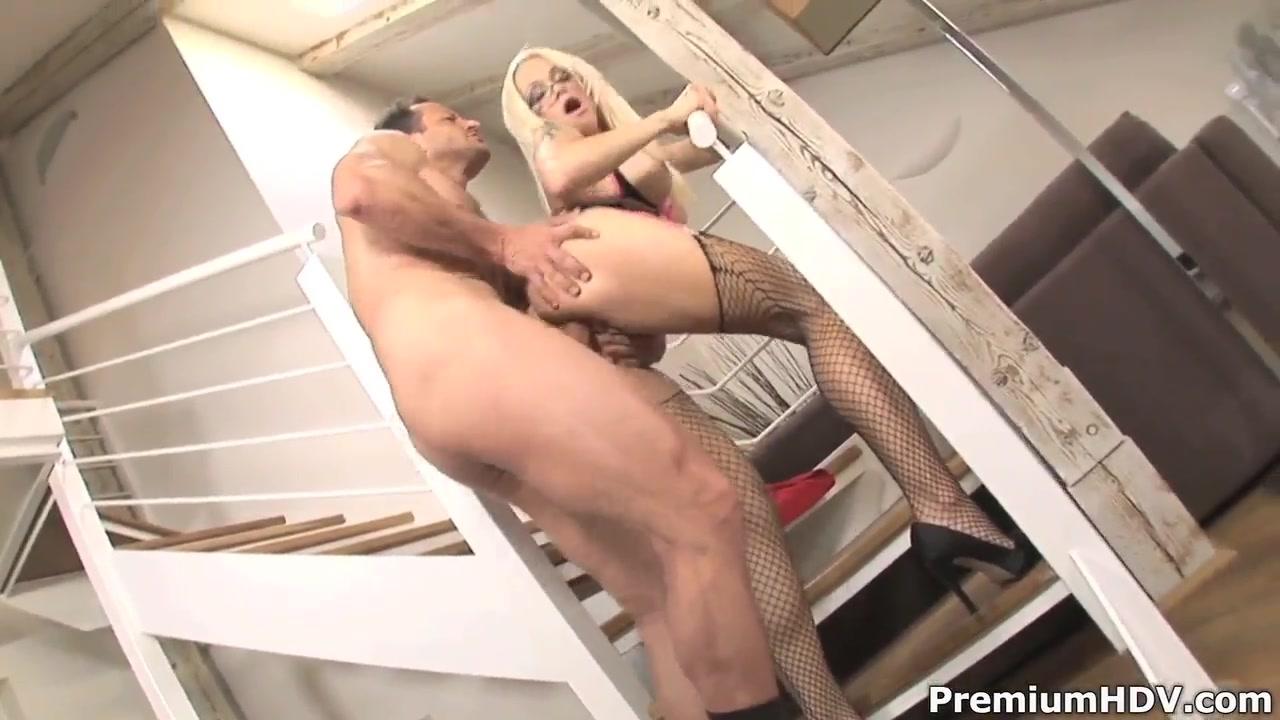 Porn clips Nina interracial