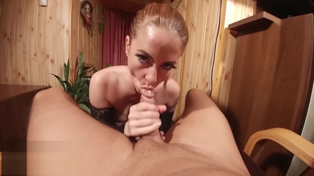Very close up point of view blowjob with cum in mouth Hot nude woman free