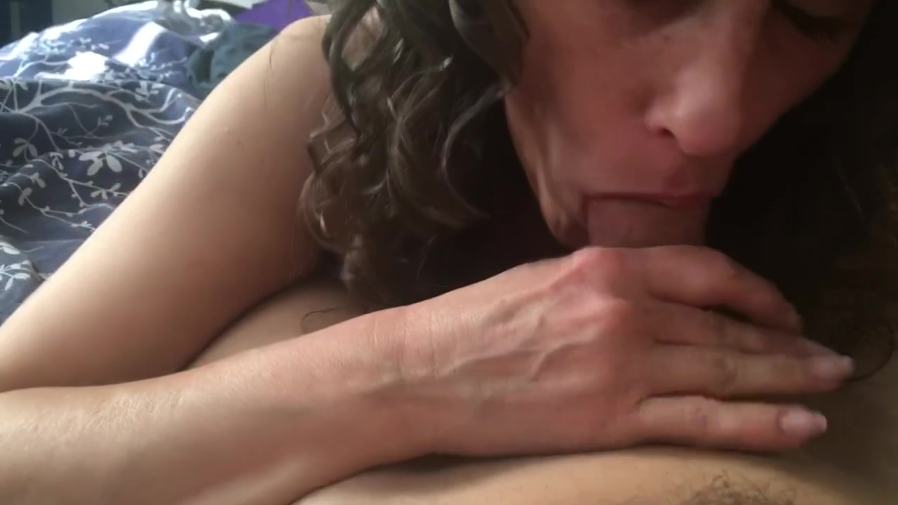MILF Coworker Sucks and fucks cock